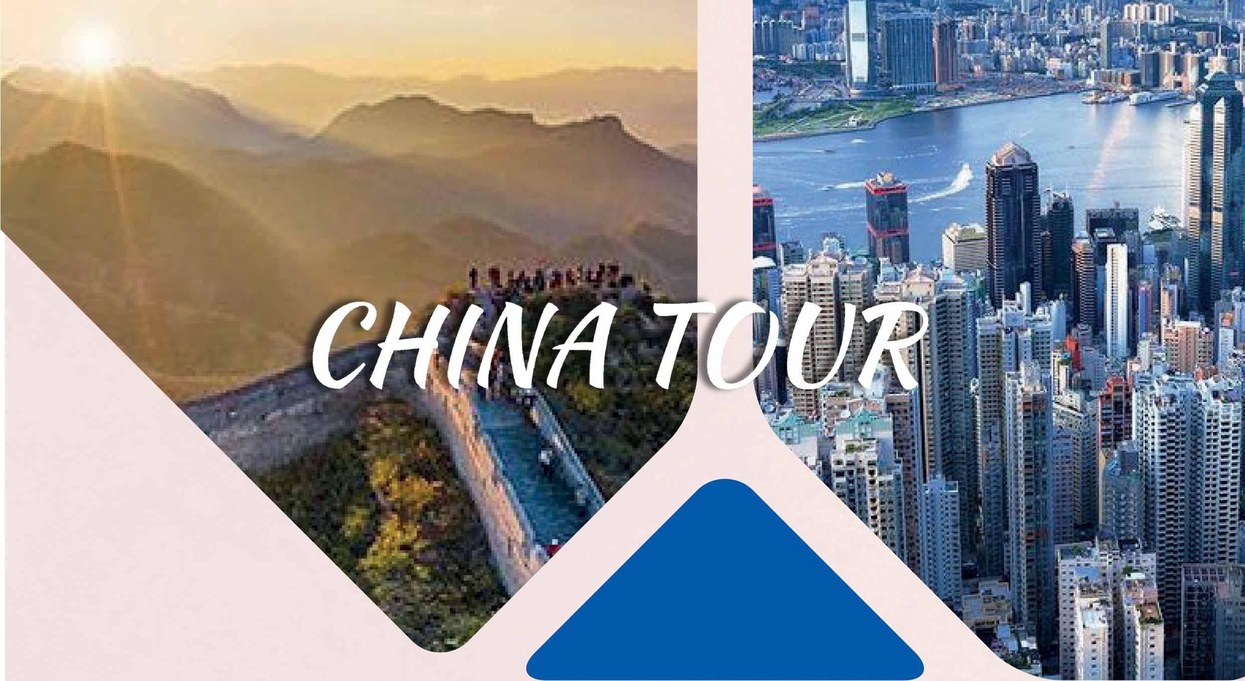 China Tour 2019